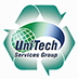 UniTech RF Safety Logo